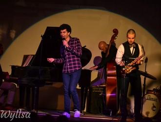 Джаз в Конюшенном флигеле: Kalil Wilson и квартет Константина Хазановича - 24.02.2018 / Фото: Макс Жаров